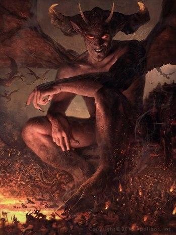 art-красивые-картинки-сатана-дьявол-898934
